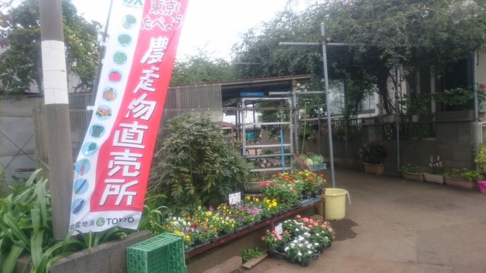 野菜販売所│立川 西武沿線近く│ヤクルトレディお勧め