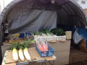 野菜販売所|昭島三多摩市場近く|ヤクルトレディお勧め