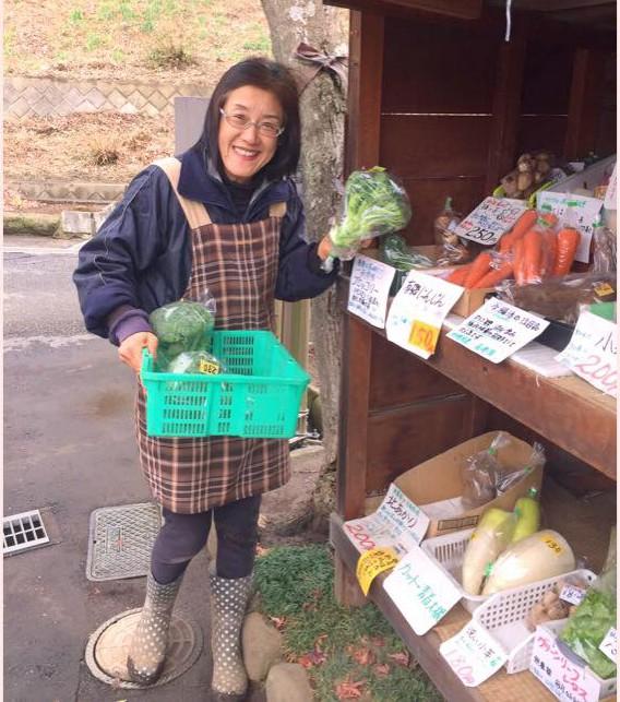 野菜直売所|長沼公園ふもと|ヤクルトレディお勧め