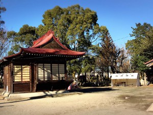 八王子の神社紹介 諏訪神社