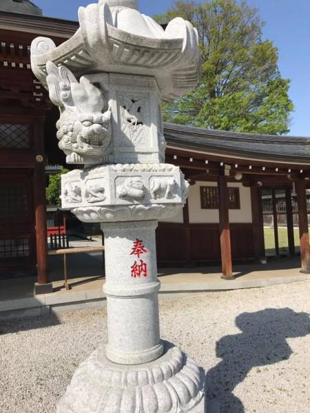 立川のパワースポット ○○神社
