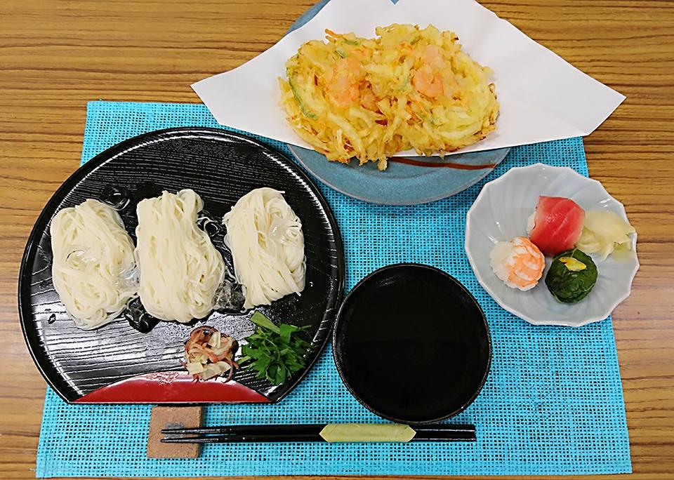 ヤクルト麺の試食会2017|桜ヶ丘宅配センター