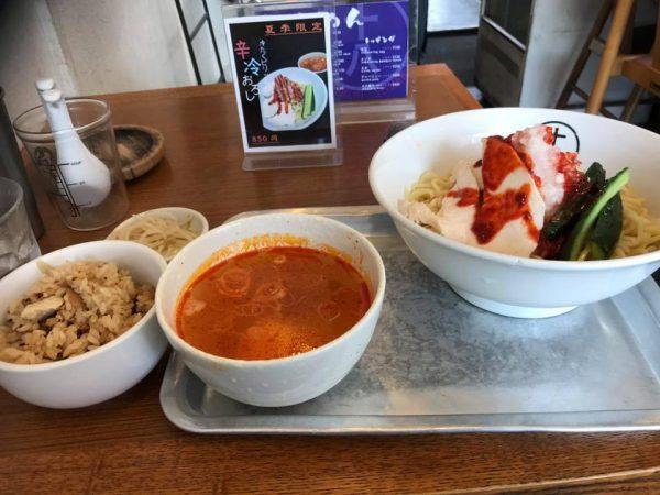 夏にオススメ!十八(じゅっぱち)製麺|八王子市高倉町