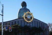 大仏は背中で時を刻む。初詣に静けさを求めるご家族にお勧め!日野市善生寺・若宮神社