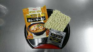 ヤクルト麺で『カレーチーズラーメン→カレーチーズリゾット』作ってみた!