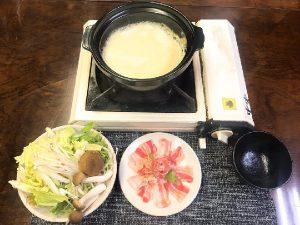簡単レシピ|豆乳しゃぶしゃぶ|あったか鍋特集