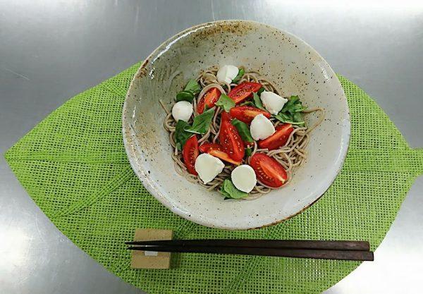 ヤクルト麺で『そばサラダ』作ってみた!