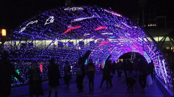 12月多摩センターでの楽しい過ごし方 イルミネーション!
