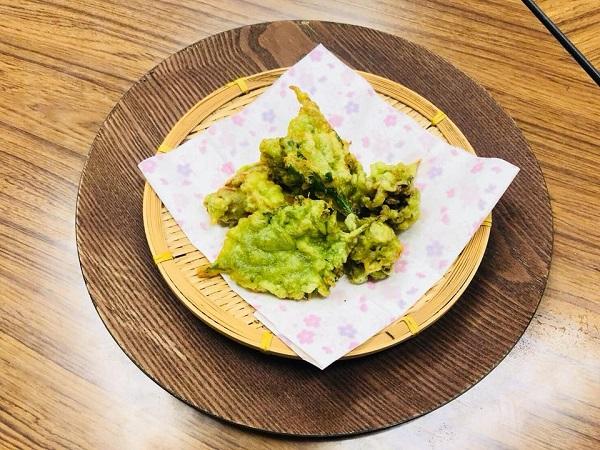 ヤクルト青汁レシピ|時短で美味しく摂ろう|天ぷら