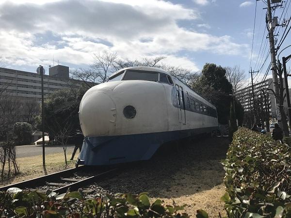 まだまだ頑張る新幹線!第2の人生は図書館|昭島市