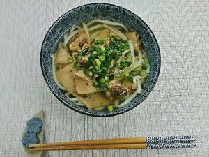 ヤクルト麺で『牛すじうどん』作ってみた!