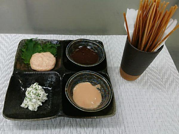 ヤクルト麺で『ポリポリうどんスティック』作ってみた!