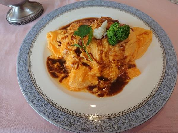 みなみ野の一軒家レストランのオムライスが凄い!『レストラン テルミニ』