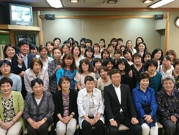 ヤクルトレディ|平成30年 永年勤続食事会