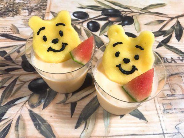 ジョア はちみつレモン味で作る簡単スイーツ|ヤクルトレシピ
