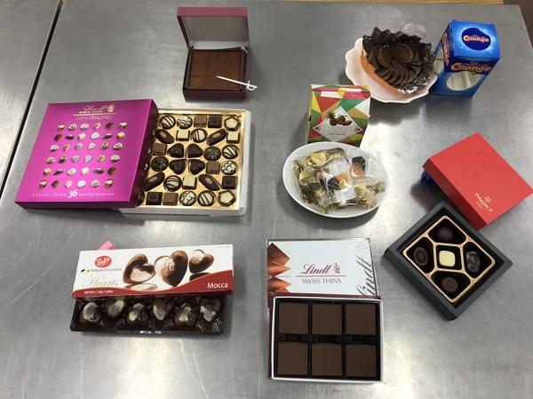 2019年 西都ヤクルト取り扱い|バレンタインチョコレートのご案内