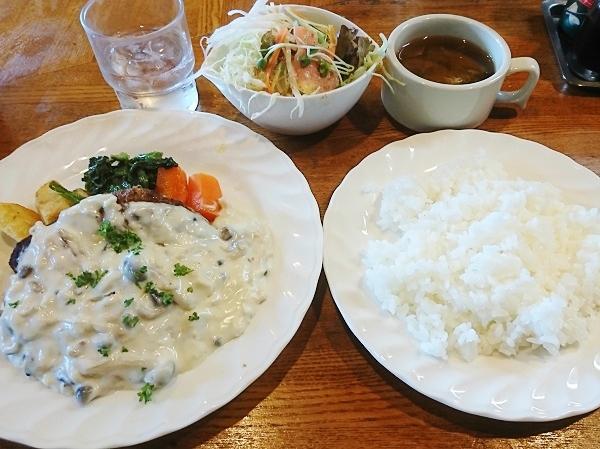【稲城】ランチにおすすめ!洋食のお店【レストランこいけ】