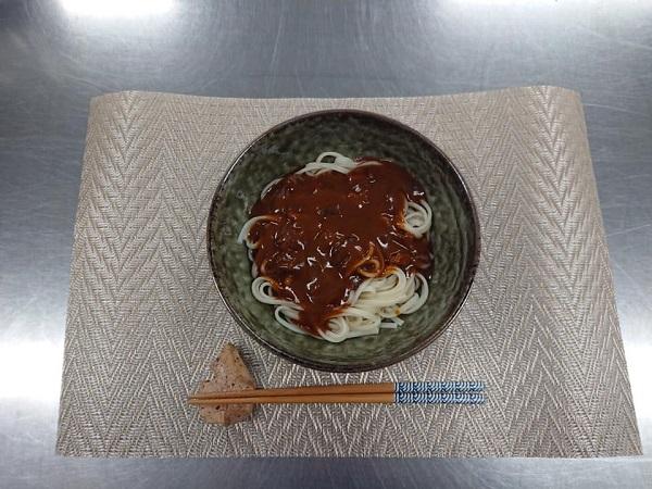 ヤクルト麺で『カレーうどん』作ってみた!