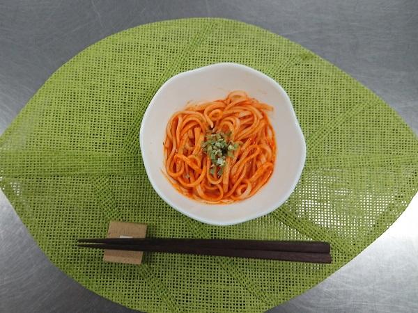 ヤクルト麺で『トッポッギ風麺』を作ってみました!
