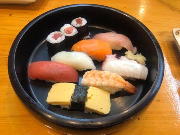 地元に愛される店「寿司処 政」