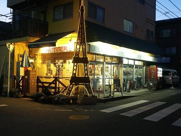 西八王子にある本場のフランス菓子のお店『パティスリータツヤササキ』
