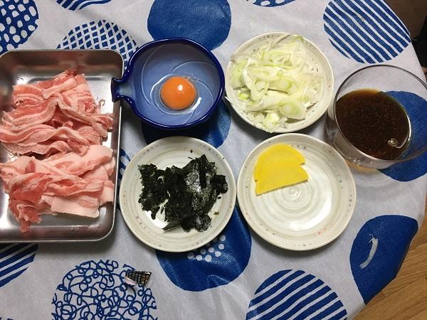 『おうち時間』簡単・早い・美味しい 豚丼 【男飯】つくりました